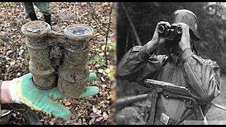 КОП по ВОЙНЕ. Тайны позиций артиллерии Вермахта. Редкая находка. Digging Of World War WW2. Фильм 87.