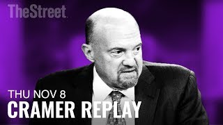Jim Cramer Talks Take-Two and What\'s Next for Cannabis