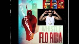 Chipmunks : Whistle - FloRida MP3 Downald