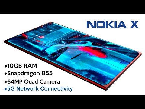 Nokia X 2019(Nokia X) -First Look,5G,Specs,Feature,Price,Launch/Nokia X(Nokia X)