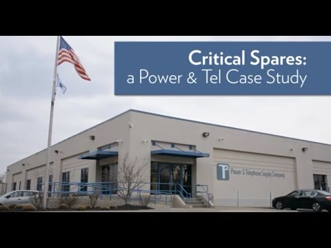 Critical Spares a Power & Tel Case StudyHD
