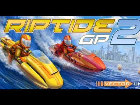Riptide GP2 Android HD Gameplay Part 2 (Galaxy S4) [Game For Kids]