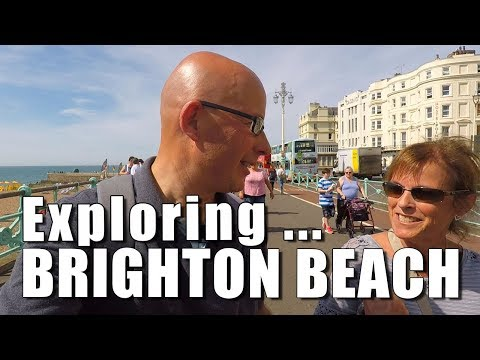 Sussex Walks: Exploring Brighton Beach