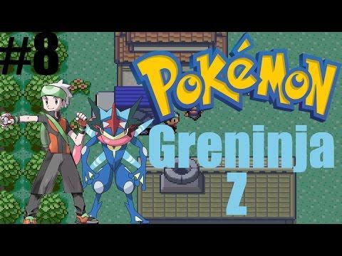 #08 Pokémon Greninja-Z