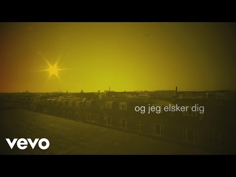 Jonas Breum - Elsker dig (Lyrics Video)