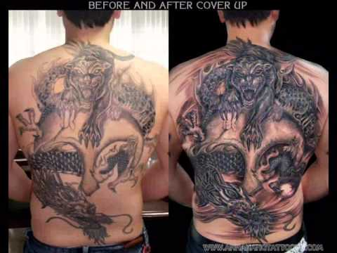 Collection cover up tattoo by artist tattoo Anna Hằng [Vietn