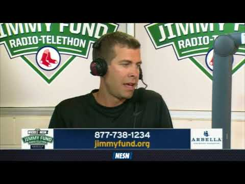 Jimmy Fund: John Farrell And Brad Stevens