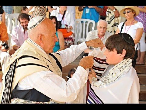 Bar/Bat Mitzvah Israel Tour At Masada