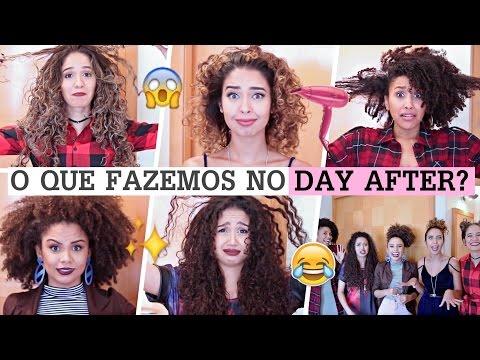 5 PENTEADOS PRO DAY AFTER feat. cacheadas! | por Ana Lídia Lopes