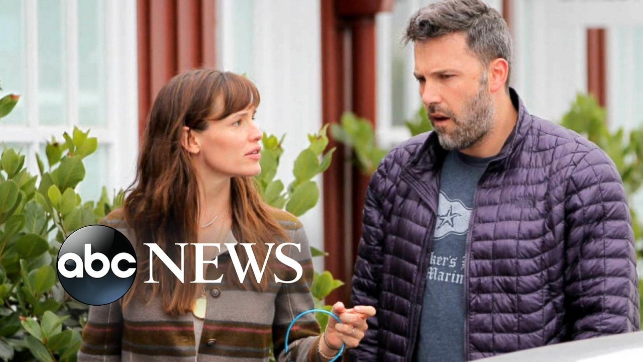 Ben Affleck said his divorce from Jennifer Garner was 'the biggest ...