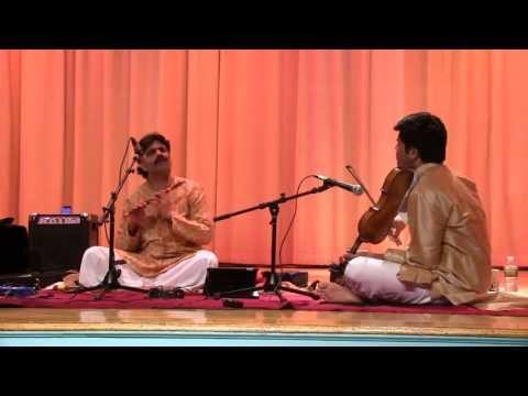 IAACM Presents: Flute Raman in Concert - Devaadi Deva - Sunaada Vinodhini - Adi Tala - CL62