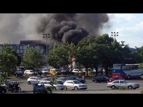 Bulgaria Bus Blast A Suicide Attack?