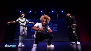 Zaya Sosho ft. Ayo & Teo   World Of Dance Chicago 2017   FRONT ROW   @THEFUTUREKINGZ