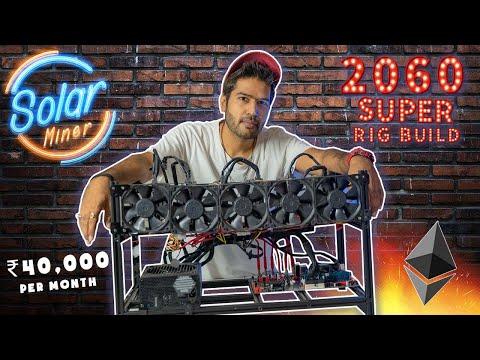 RTX 2060 Super Mining Rig Build |