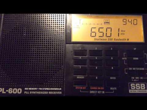 Shortwave Radio: United States Coast Guard - Marine Weather Forecast
