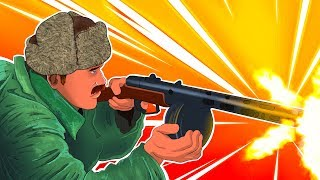 The PPSH Experience | Escape From Tarkov