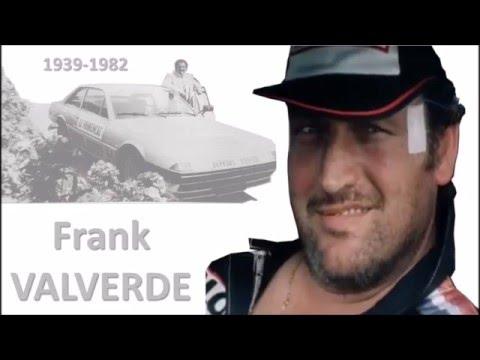 Hommage au cascadeur Frank VALVERDE (1939-1982)