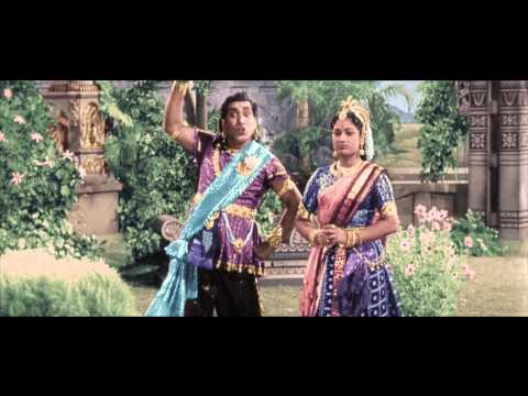 Maya Bazar Movie Song  Sundari Neevanti  Song  Savitri, Akkineni, NTR