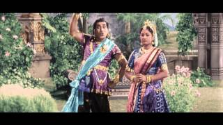 Maya Bazar Movie Song | Sundari Neevanti Video Song | Savitri, Akkineni, NTR