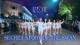 [KPOP IN PUBLIC] IZ*ONE (아이즈원) - 환상동화 (Secret Story of the Swan) |커버댄스 Dance Cover| M.S Crew Vietnam