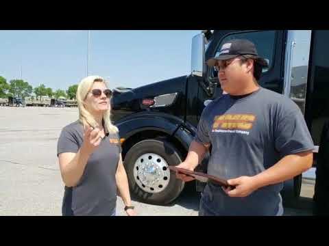 CDS Tractor Trailer Training - TMC Transportation - YouTube - tmc trucking pay