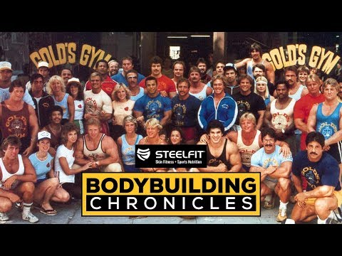 The Evolution Of Gold's Gym | Bodybuilding Chronicles