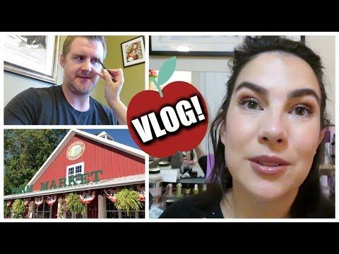 VLOG | Life Updates, PR Unboxing, Cider Slushies! thumbnail