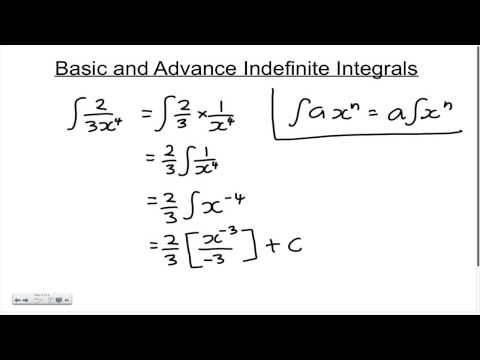 SPM - Form 5 - Add Math - Integration 1