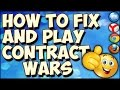 How to FIX&PLAY Contract Wars on Browser (WORKING 100%)