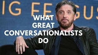 THE SECRET TO GREAT CONVERSATIONS
