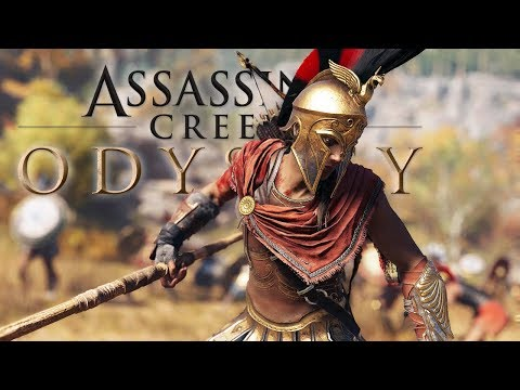 SPARTA VS ATHENS CONQUEST BATTLE! Assassins Creed Odyssey #1 thumbnail