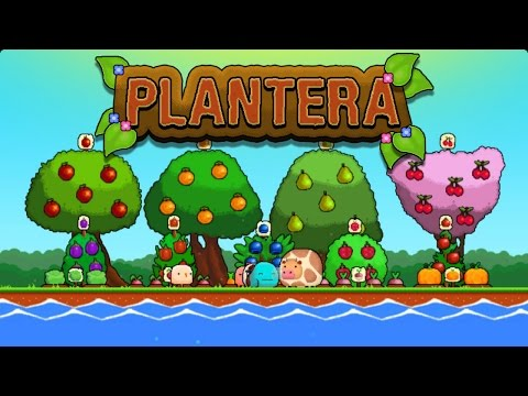 Let's Try Plantera - Casual Farming Clicker Game