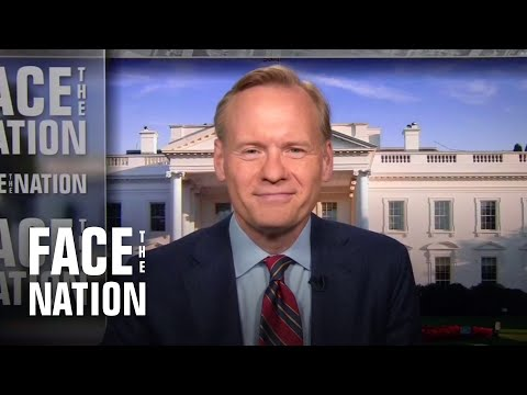 """John Dickerson on presidential leadership and """"The Hardest Job in the World"""""""