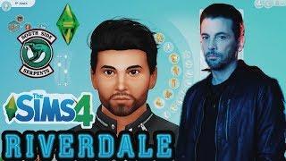 TWORZĘ POSTACI z RIVERDALE  The Sims 4