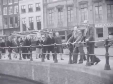 1947: Visiting Amsterdam - for Expats, Visitors and Tourists with canal tour and sightseeing