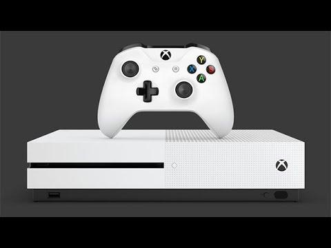 Xbox One Unboxing Xbox One S (Sli...