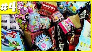 Random Blind Bag Opening #4 - Roblox, Shopkins, Transformers Mashems, Cars 3 & Monster High Minis