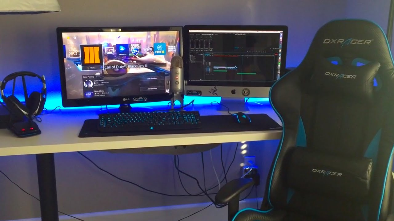 Road To My Dream Gaming Setup 1 Vonix Youtube
