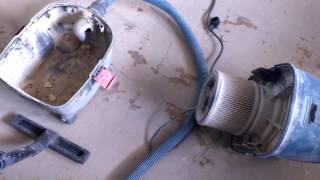 Обзор пылесоса Bosch  GAS 15 ps и сабельной пилы Bosch GSA 1100 E