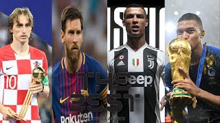 Top 10 Qualified Players For Ballon d'or 2018 ● HD