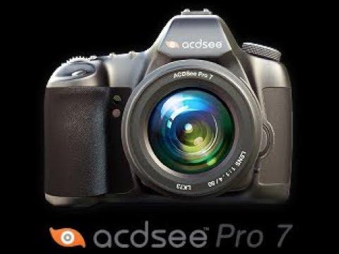 Скачать бесплатно русскую версию ACDSee Pro 7.0 для Windows XP, 7, 8, 10