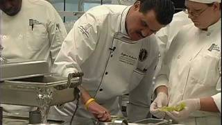 The Chef's Academy: Chef Stafford DeCambra Demo
