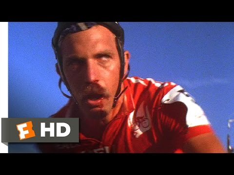 American Flyers (1985) - Danger On The Track Scene (7/9) | Movieclips
