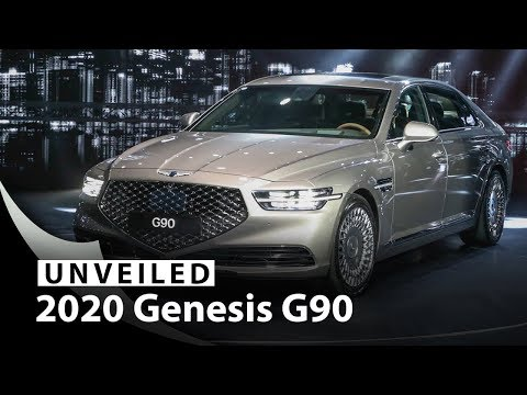 2020 Genesis G90 – Awesome Luxury Sedan !!