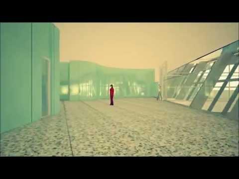 Heydar Aliyev International Airport Animation Full