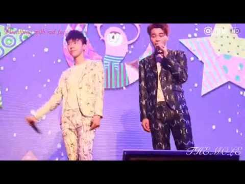 [Engsub] RuiWen sang Beloved in FMT Shanghai.