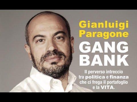 """GANG BANK: """"Un sistema di saccheggio"""""""