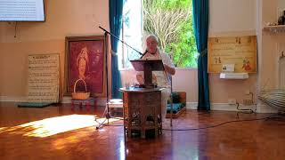 Deena Bandhu Prabhu gives class, Part 2, July 16, 2019