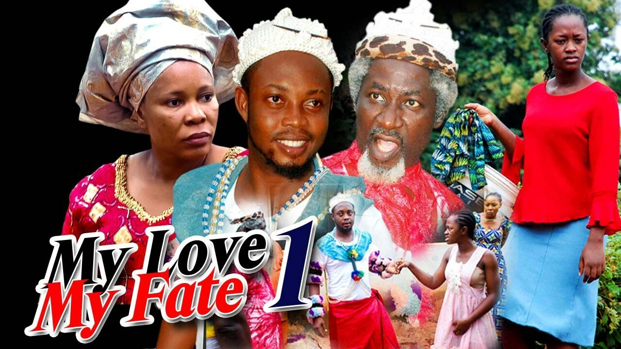 Download My Love , My Fate Episode 1 - 2016 Latest Nigerian Nollywood Movie (TV SERIES)