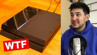 I bought a PS4 for $7 - Does it work?